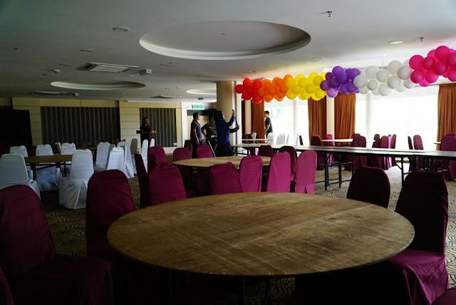 10 Dewan Untuk Pelbagai Event dan Program di De Rhu Resort, Kuantan Pahang
