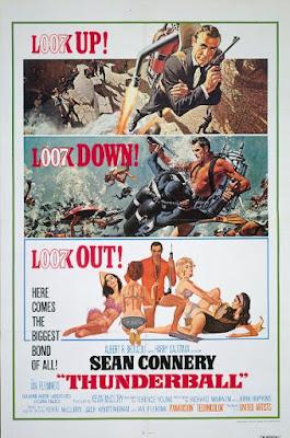 James Bond 007 Thunderball (1965) ธันเดอร์บอลล์ 007 ภาค 4