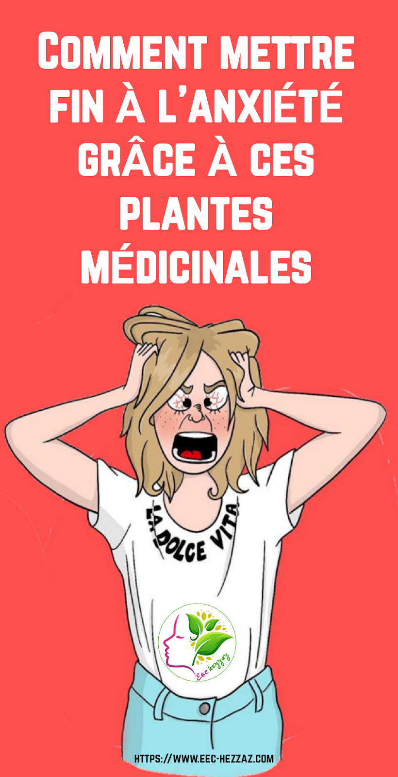 Comment mettre fin à l'anxiété grâce à ces plantes médicinales