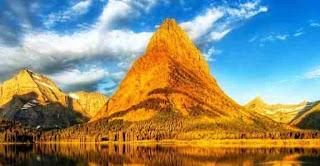 एक शिक्षाप्रद कहानी - सोने का पहाड़