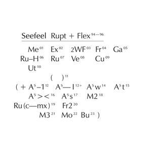 Seefeel - Rupt and Flex (1994-96) Music Album Reviews