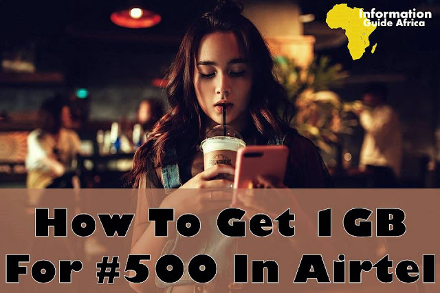 How To Get 1GB For ₦500 In Airtel SmartTRYBE 2.0 Plan