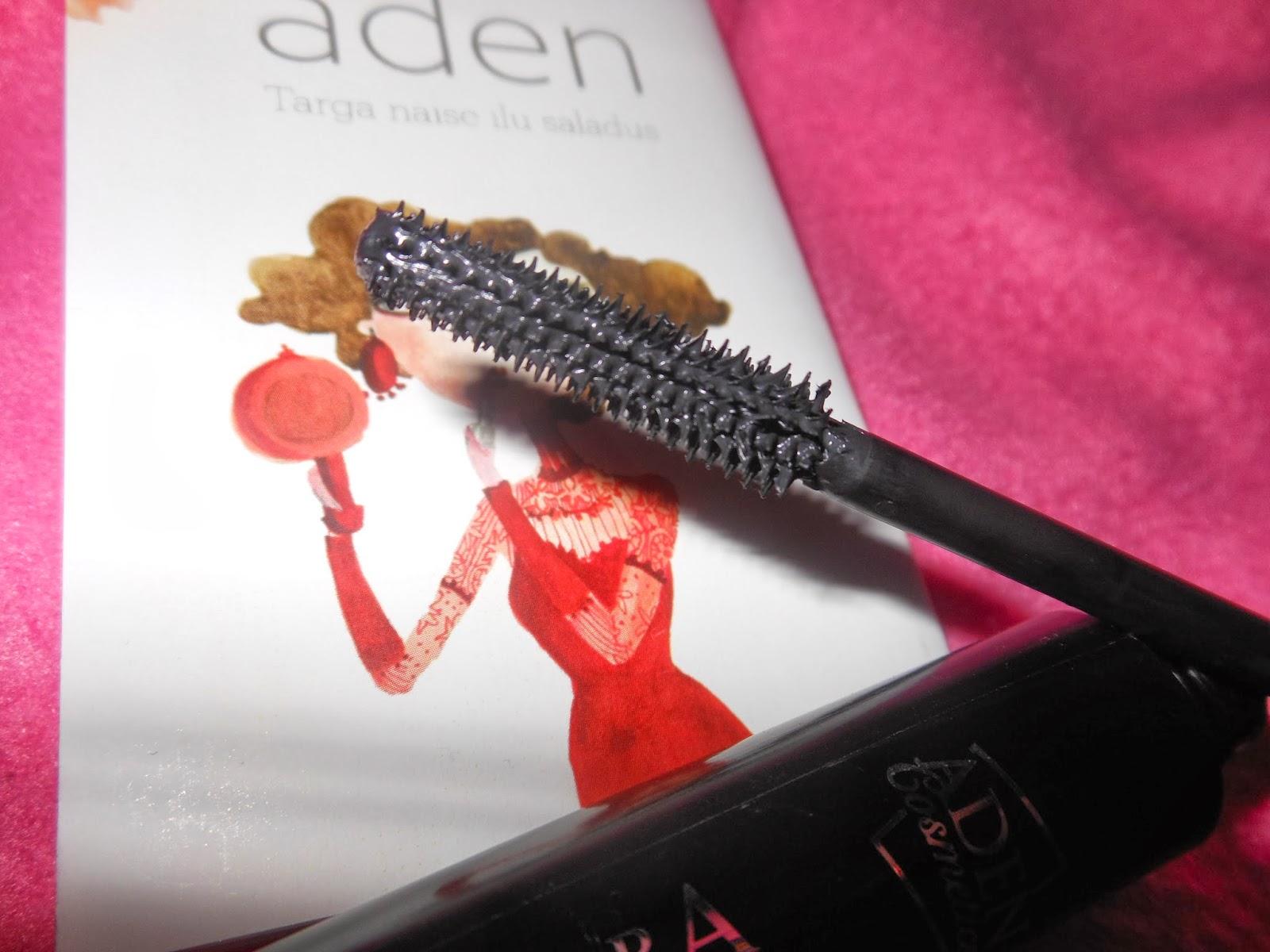 884de3177f3 EEVA naistekas - Tootearvustus: Adeni naiselikud kosmeetikatooted -