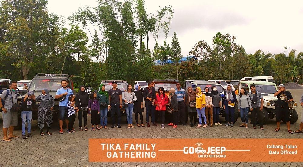 batu family gathering and fun offroad