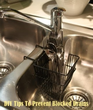 Easy DIY: DIY Tips to Prevent Blocked Drains
