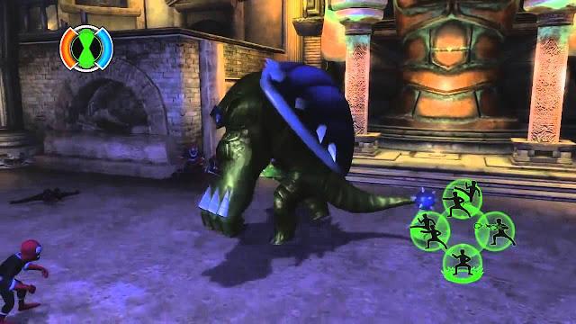تحميل لعبة بن 10 ألتيمت إليين   Ben 10 Ultimate Alien