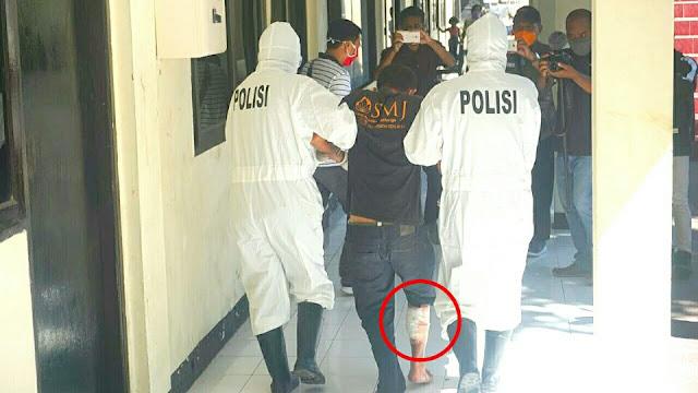 Sayembara Tangkap Tahanan Kabur Berakhir, Gani Dapat Hadiah Peluru