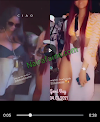 Dorathy Bares Her Cleavage, Lilo Show Of Her Panties As They Both Spotted In A Party. VIDEO