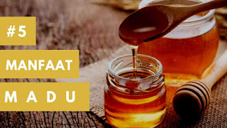 manfaat madu untuk wajah, bibir, jerawat, rambut