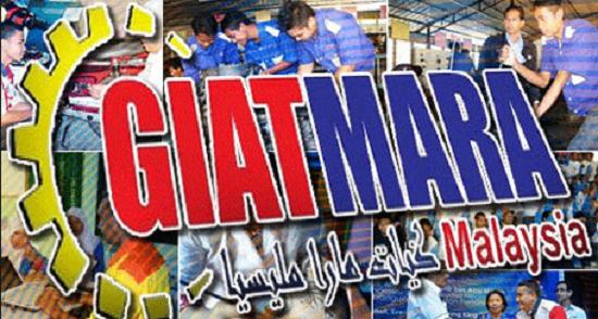 Permohonan Kemasukan Program Latihan Kemahiran GIATMARA di seluruh negara