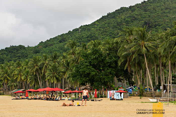 El Nido Nacpan Beach Resort
