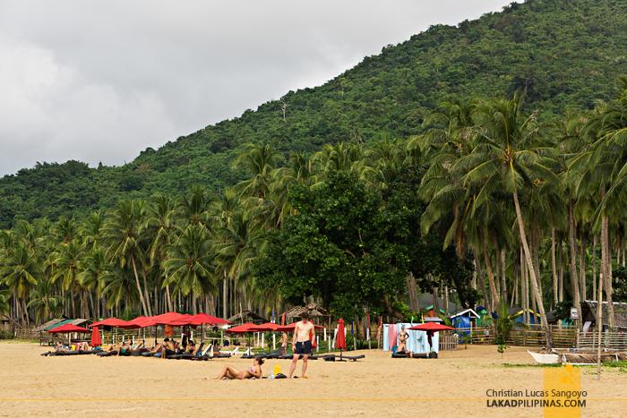 El Nido Nacpan Beach Resort