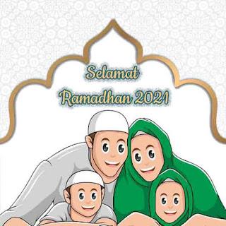 kartu ucapan selamat ramadhan