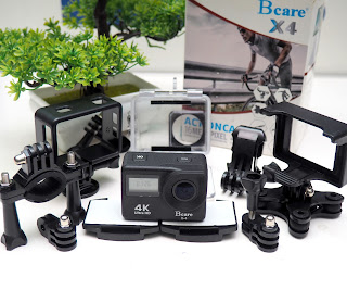 Jual Action Cam B-care X4 Second