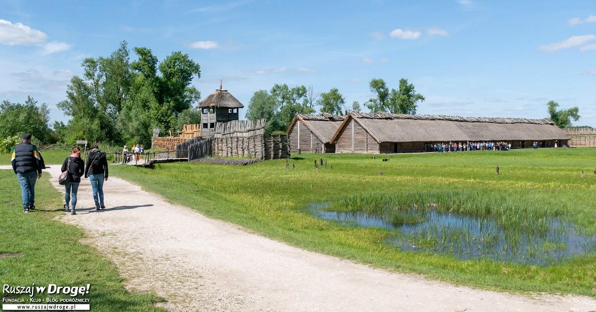 Gród w Biskupinie