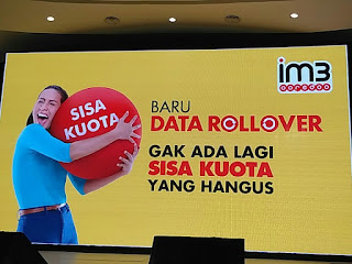 Cara Daftar Paket Data Rollover Indosat Ooredoo, Sisa Kuota Gak Hangus