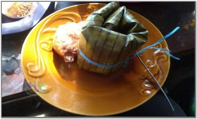 Sego Gulung Teksas Wonocolo;10 Top Kuliner Bojonegoro;