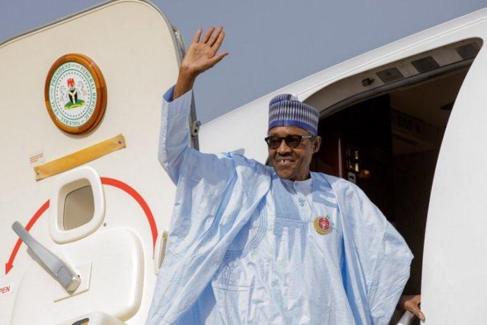 President Buhari Off To Paris For 'One Planet Summit' Tomorrow