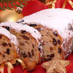 Christmas cake from Germany