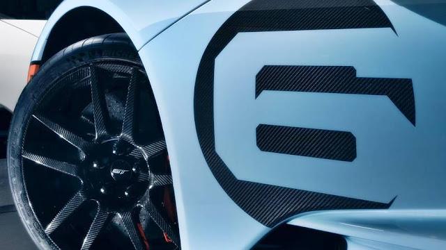 2020 Ford GT Mk II