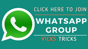 vicks tricks whatsapp group join