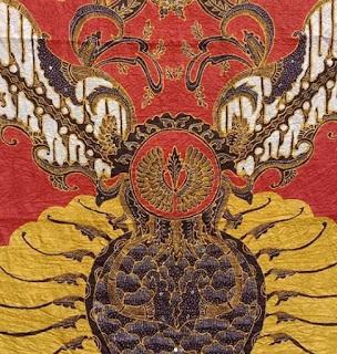 Batik Garuda