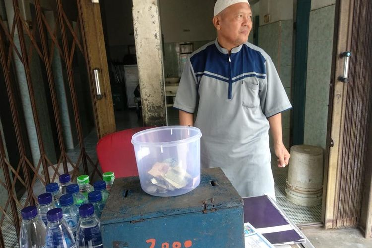 Kisah Nyata Penjaga Toilet Naik Haji