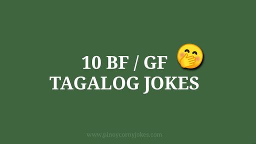 Best Mag BF GF Pinoy Jokes