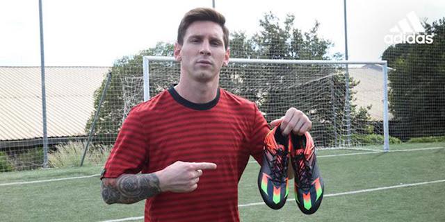 Inilah Jenis Sepatu Pemain Sepak Bola Yang Membuat Orang Tergiur Untuk Memilikinya
