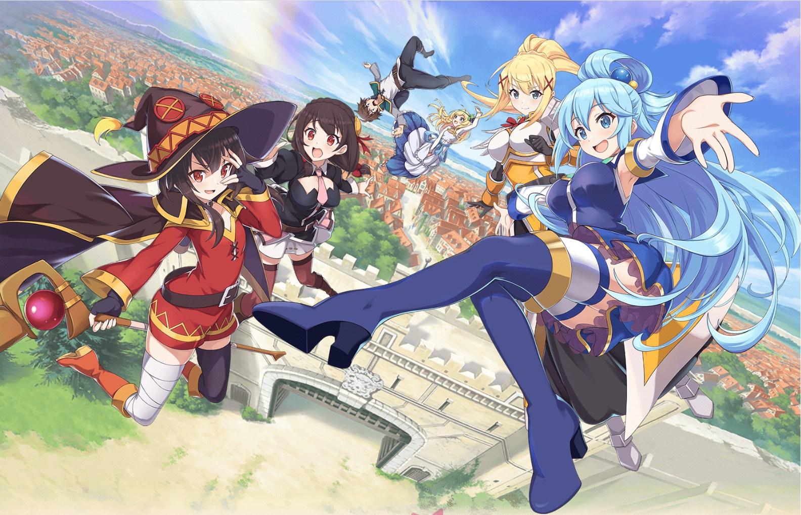 KonoSuba: Fantastic Days - Mobile game