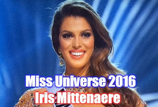 Miss France is Miss Universe
