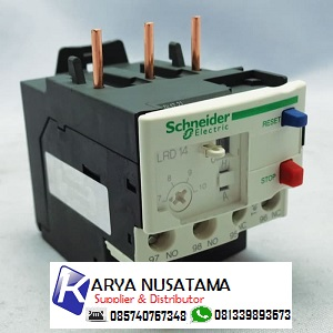 Jual Scheneider Thermal Overload Relay LRD14  7A - 10A di Ambon