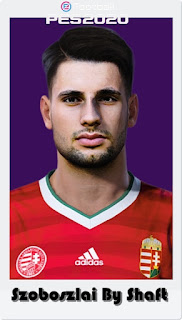PES 2021 Faces Dominik Szoboszlai by Shaft