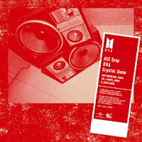 BTS Mic Drop DNA Crystal Snow
