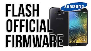 Kumpulan Firmware Samsung Galaxy Via Google Drive