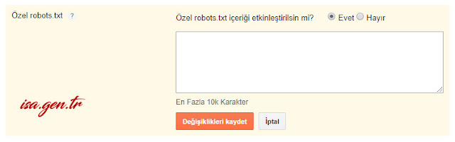 blogger robots.txt