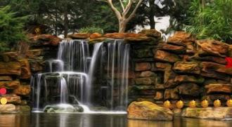 FunEscapeGames  Wonder Waterfall Fun Escape