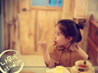 cute baby korea girl