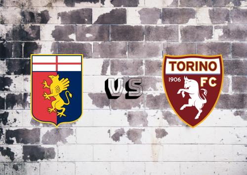 Genoa vs Torino  Resumen