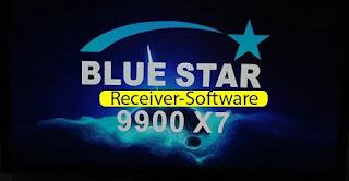 Blue Star 9900 X7 1506tv Built Wifi Ecast G Share Plus Option