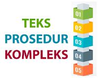 Teks Prosedur Komplek : Pengertian, Struktur, dan Contoh Teks