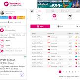 Cara Paling Mudah Mendapatkan Penghasilan dari Aplikasi WowApp