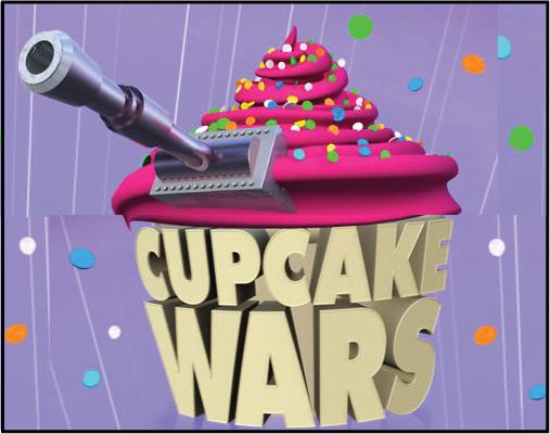 .: Guerra Dos CUPCAKES