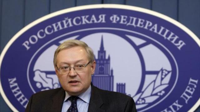 Rusia niega cualquier interferencia en campaña electoral de EEUU