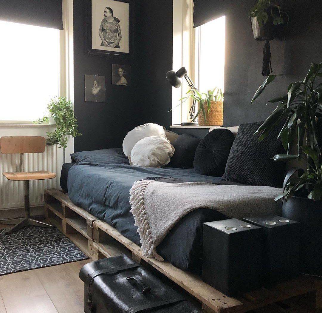 Cómo hacer una cama de palets paso a paso_14