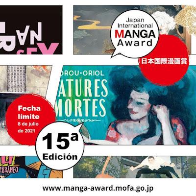 XV Premio Internacional MANGA