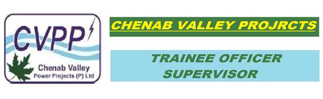 Chenab Valley Projects Jobs 2019