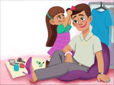 Peran Ayah Pada Pendidikan Anak Di Rumah