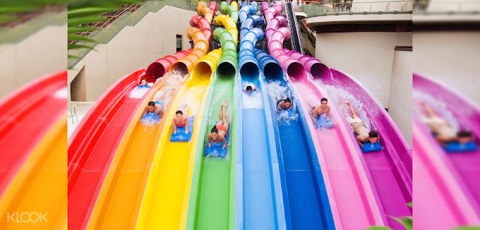香港海洋公園水上樂園門票