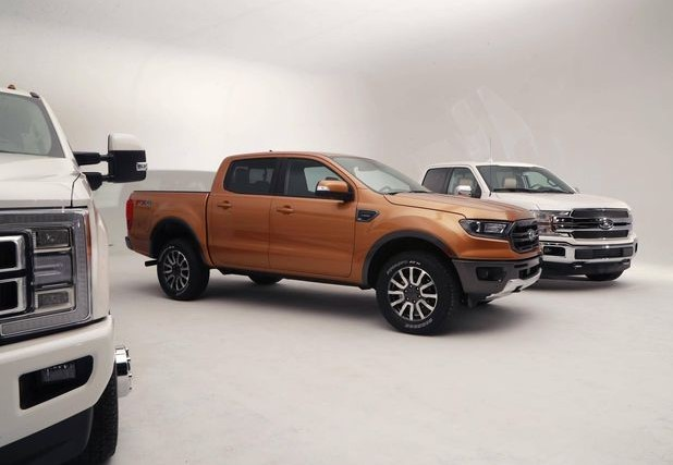 2019 Ford Ranger Canada Review